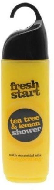 Xpel Fresh Start Shower Gel Żel pod prysznic Tea Tree&Lemon 400ml