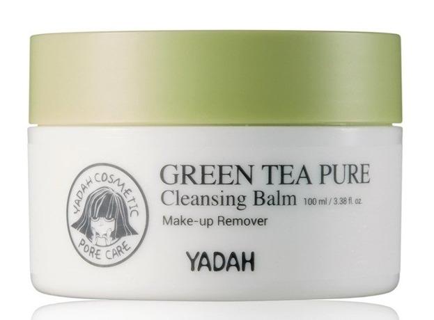 YADAH Green Tea Pure Cleansing Balm Ziołowy Balsam Oczyszczający z Zieloną Herbatą 100ml