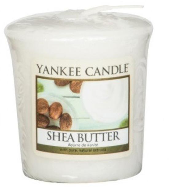 Yankee Candle Sampler Świeca Shea Butter 49g