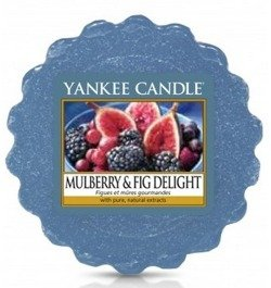 Yankee Candle Wosk Mulberry & Fig Delight 22g