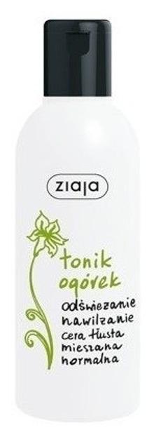 Ziaja - Tonik ogórkowy