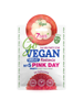 7Days GoVegan Fruity Sheet Face Mask Friday Pink Day Tonizująca koloryt maska w płachcie 25g