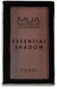 MUA Essential Shadow pearl Pojedynczy cień do powiek Bark 2,4g
